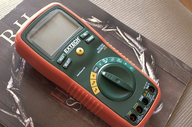 Extech True RMS Multimeter